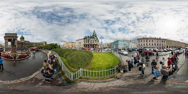 Kazanskaya Square
