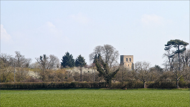 St Giles in the Orchard
