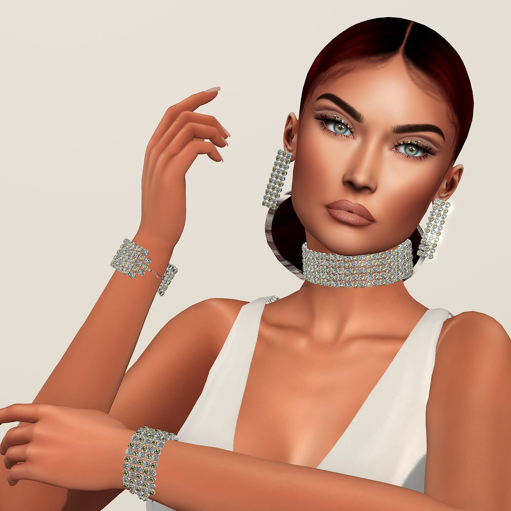 Silvia Jewels Set - Fashion Dream