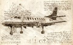Tadair Fairchild Swearingen SA-227AC Metro-III  Da Vinci