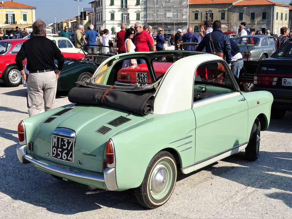 1958 Autobianchi Bianchina Trasformabile