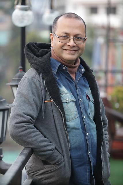 Famous Fashion Choreographer of India - Prasantt Ghosh