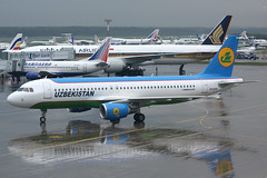 UK32019 Uzbekistan Airways A320-214(WL) Moscow-DME 20/08/2011