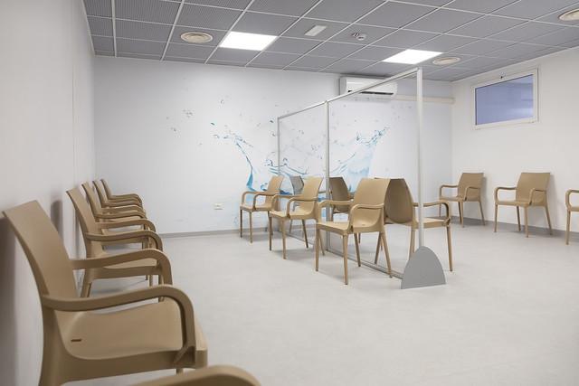Inaugurazione Centro Vaccinale Covid