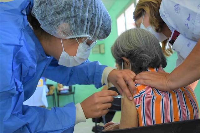 vacunacion en ullum 2021