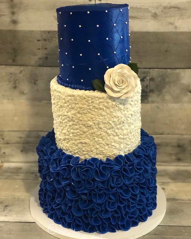 Cake by Sunshine Bakery