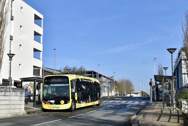 La Rochelle - Alstom Aptis - 19/02/21