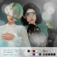 ::c.A.:: Orianne [Eyemask & Cuff]20210225-1