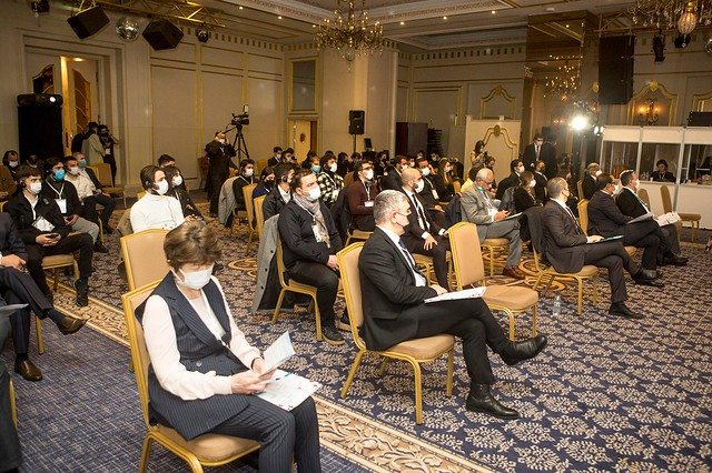 Turkey, Pakistan and Central Asia: Partnership for Peace Int'l Conference