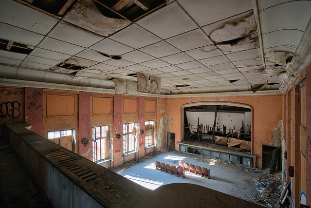 closed cinema