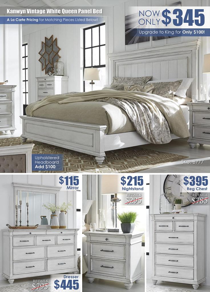Kanwyn Vintage White Queen Panel Layout_B777_2021
