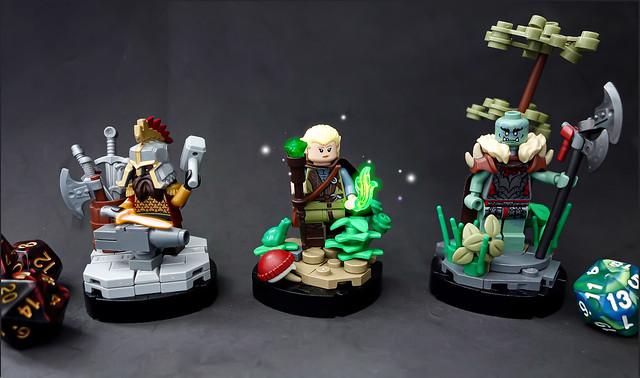 D&D Miniatures Figbarf