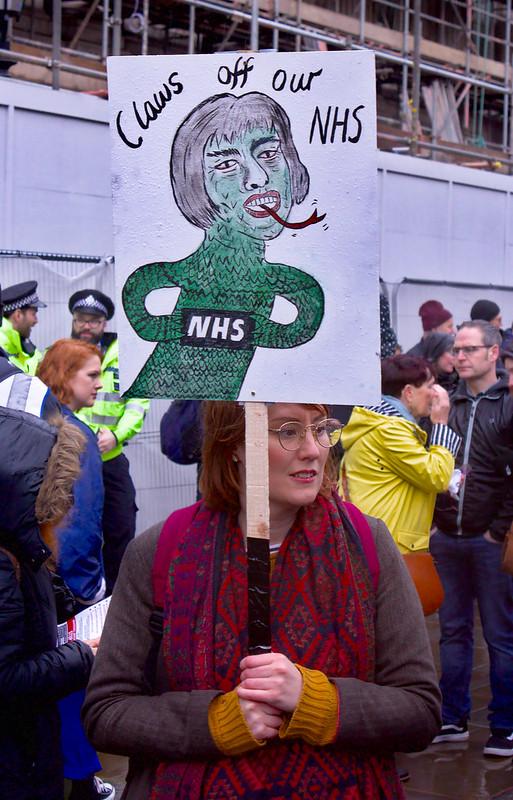 NHS in Crisis
