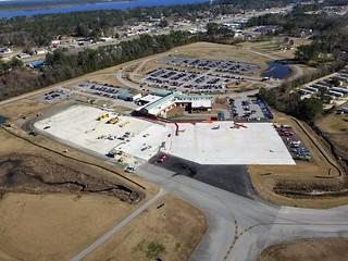 Terminal View Apron Expansion