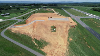 GA Apron and Hangar Project