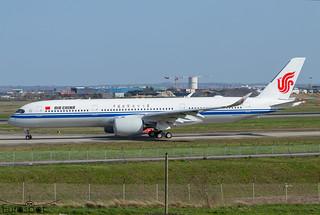 F-WZNM / B-322Y Airbus A350-941 Air China s/n 474 * Toulouse Blagnac 2021 *