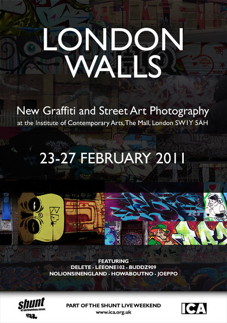 London Walls Flyer, 2011