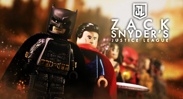 LEGO Justice League - The Showcase Is Back On