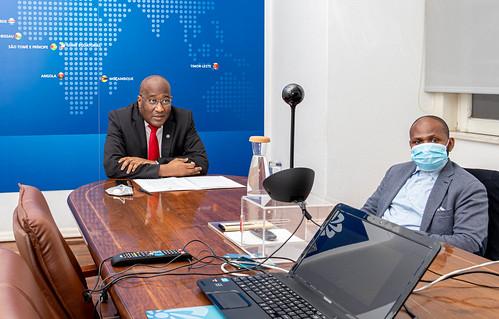 21.02. Diretor Geral participa na sessão de abertura de seminário da UNILAB
