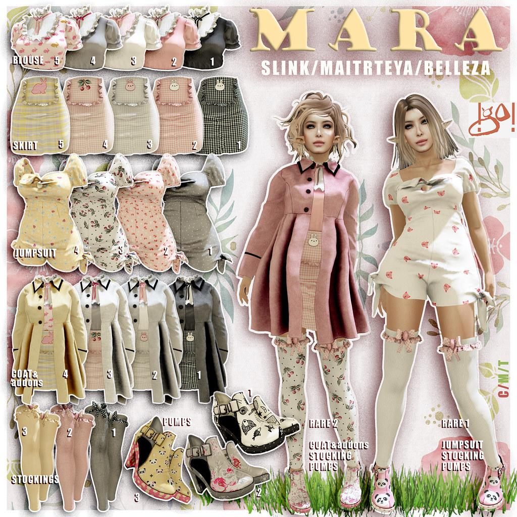 !gO! Mara – Gacha key