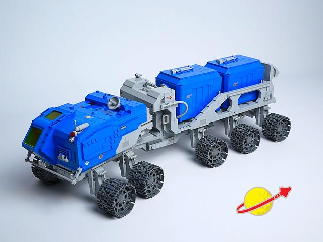 Lego Space Rover