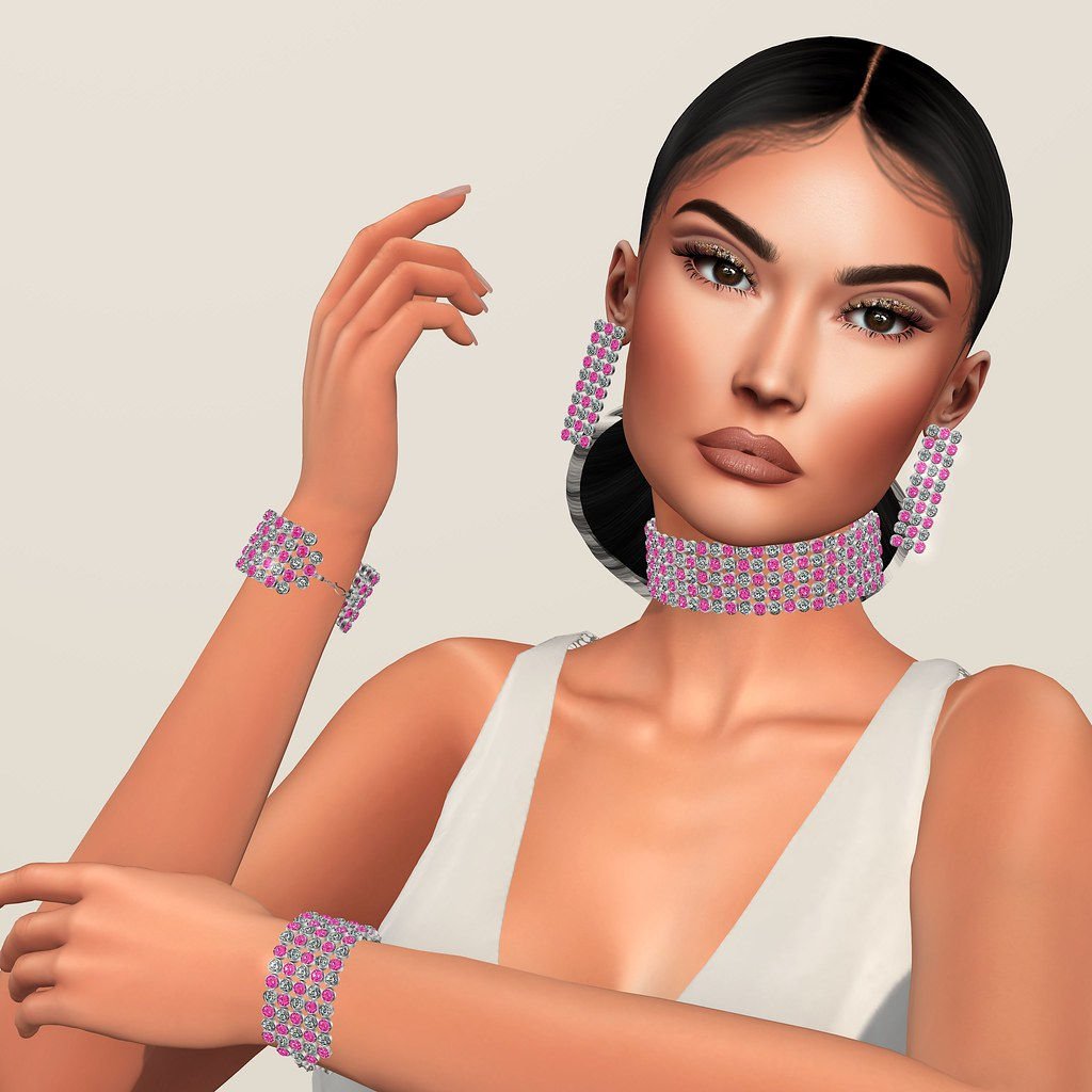 Silvia Jewels Set – Fashion Dream