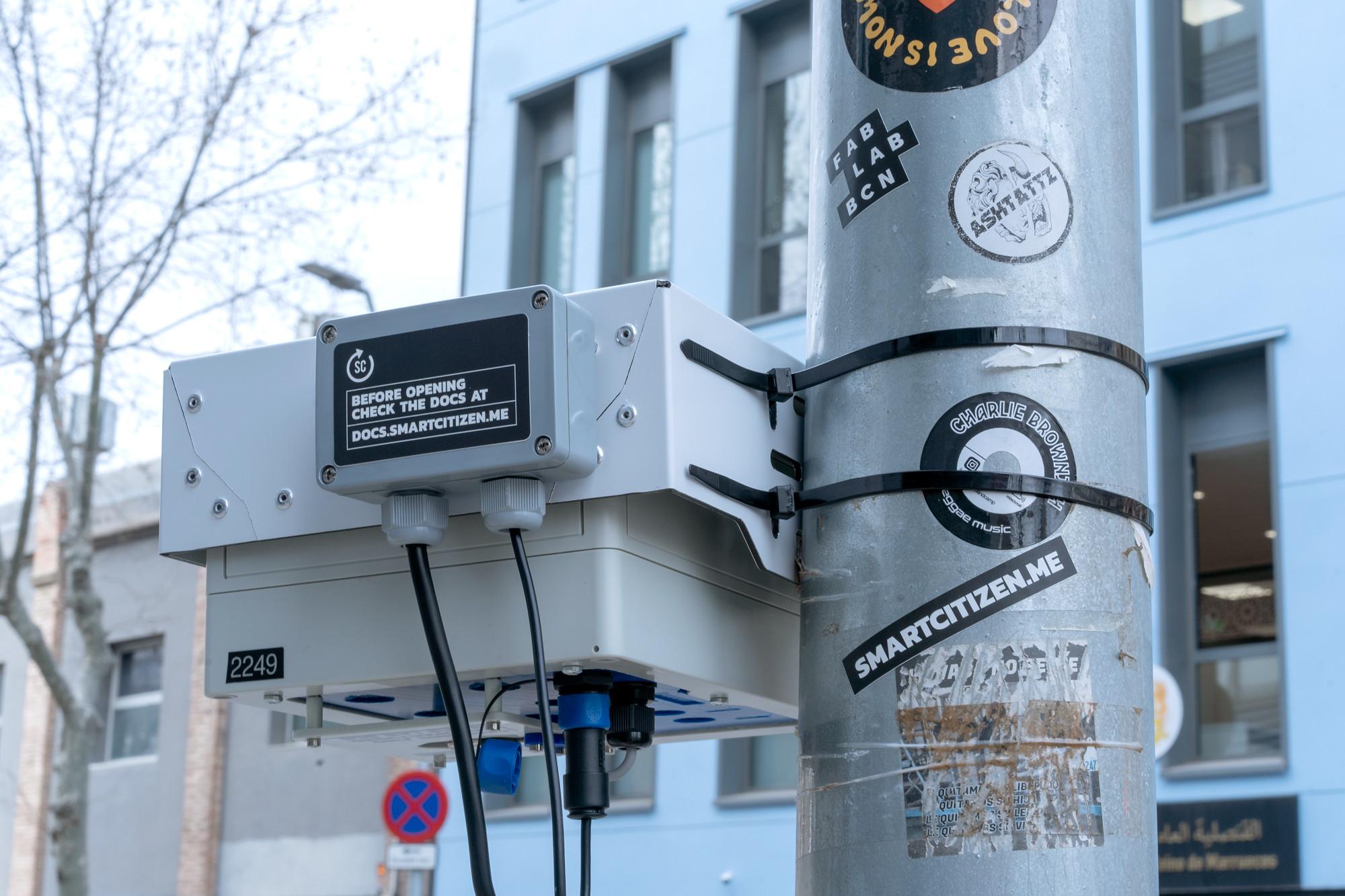 Smart Citizen Station v3