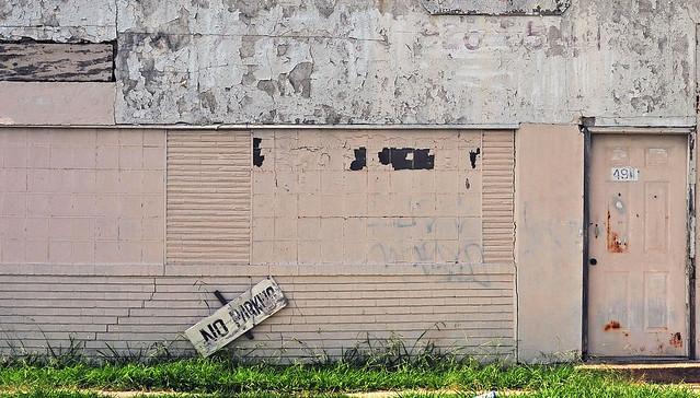 No Parking - Houston, Texas