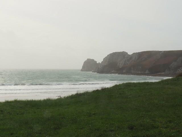 La mer verte...the green sea
