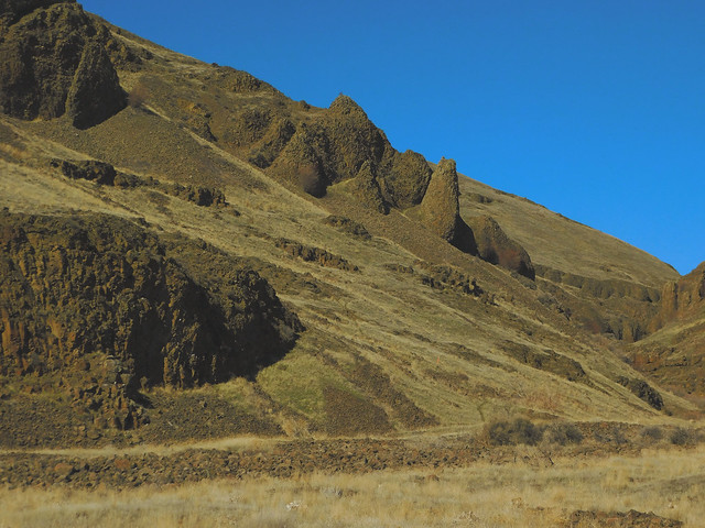 Palisades Basalt Studies