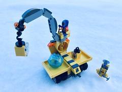 Crawler x6: Cargo Crane