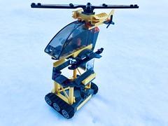 Crawler x4: Hinterland Helipad and Headwind Helicopter
