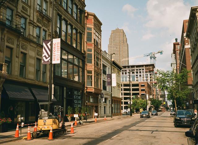 Rebuilding Fourth Street