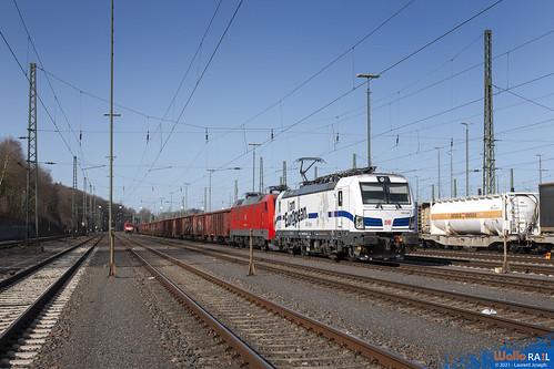 193 360 DB cargo e44521 aachen west 24 fevrier 2021 laurent joseph www wallorail be