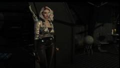 Bria - Cyberpunk Character