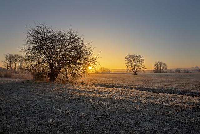 Hegau sunrise