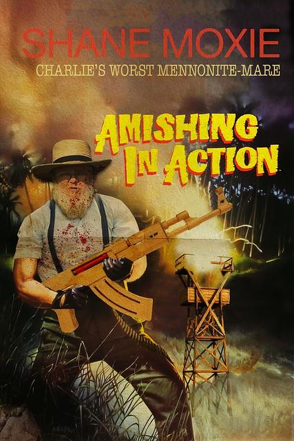 AmishingInActionPoster