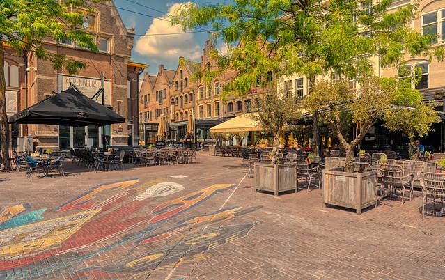 Korenmarkt, Arnhem.