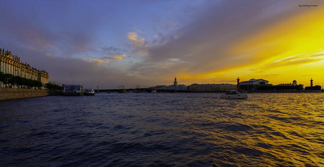 Neva river SPB Russia
