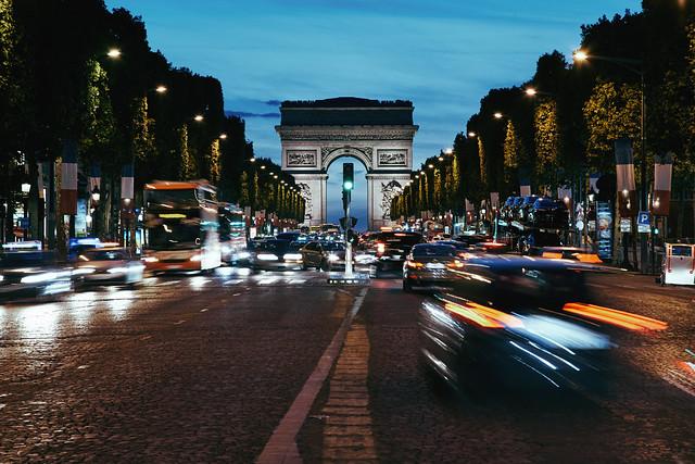 Photography | Arc De Triomphe
