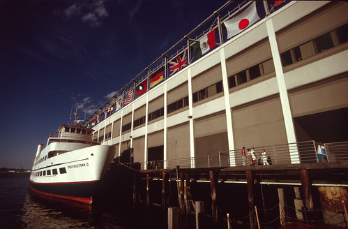 Provincetown II Ferry at Commonwealth Pier