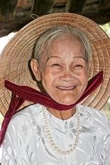Vietnam - Hoi An - older woman