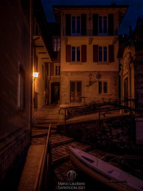 A night in Cannero, Book I