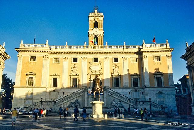 Senatorial Palace Rome