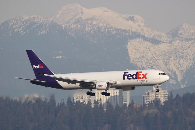 FedEx N138FE