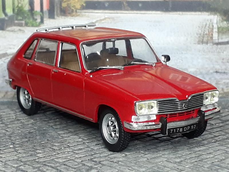 Renault 16 TX - 1974