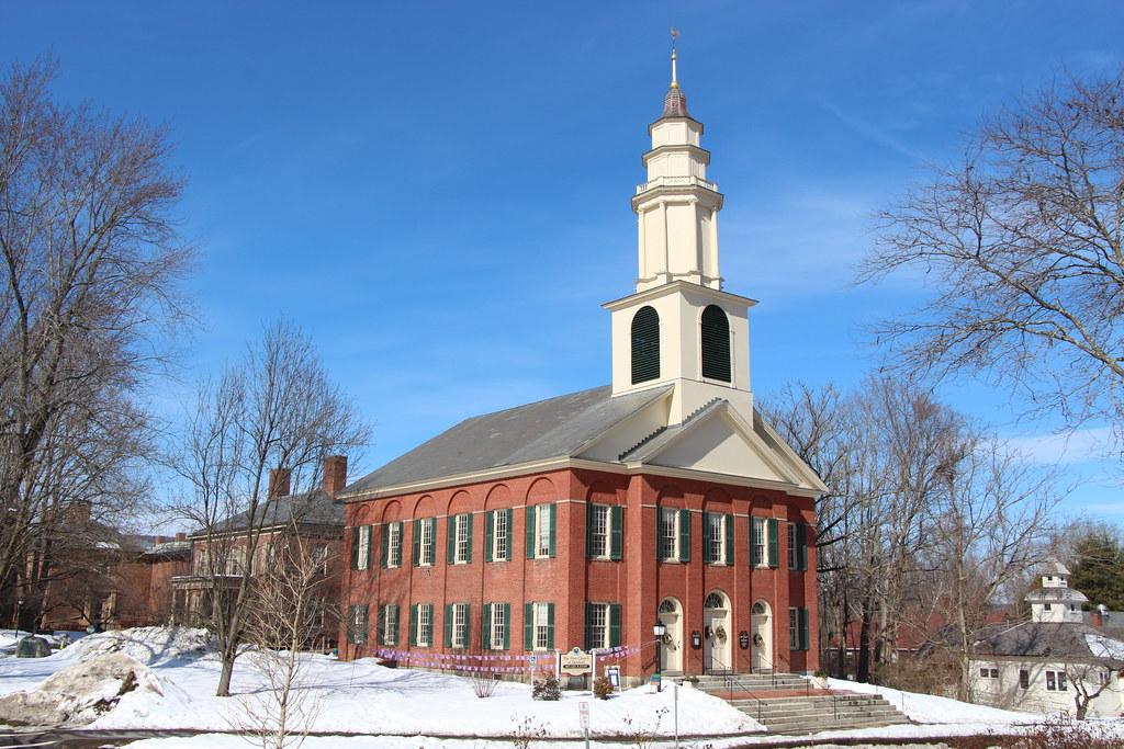 First Church of Deerfield ~ Deerfield, Massachusetts | Flickr