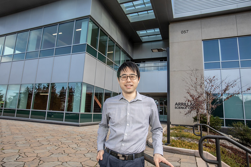 Arrillaga Science Center (ASC) Battery Research