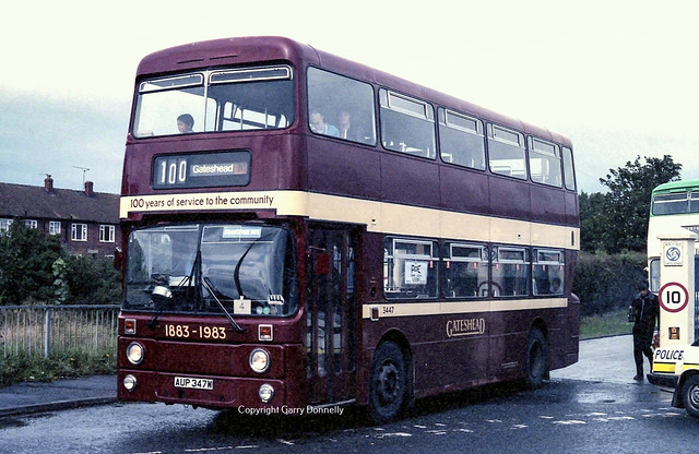 Northern General 3447 AUP 347W