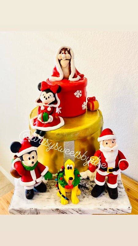 Cake from Artsy Sweets by Ilse
